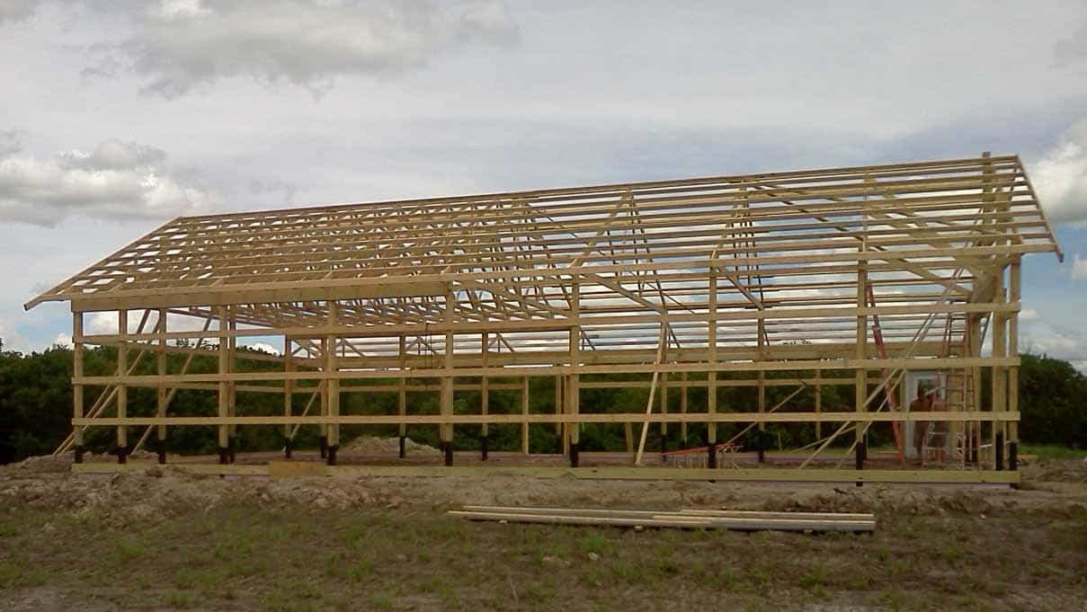 Post Frame Construction in Moline, IL
