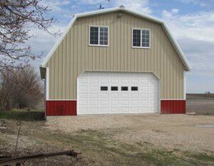 Robert C 30 X 44 X 10 Greiner Buildings Inc