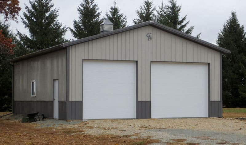 Dennis C 30 X 40 Greiner Buildings Inc