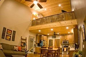Shome™ post frame residential buildling Iowa & Illinois