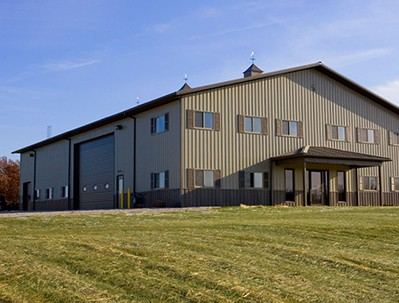 commercial industrial buildings Greiner