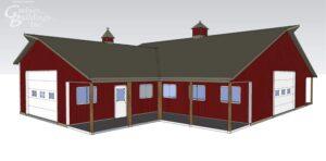 post frame buildings iowa