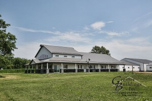 Pole Barn Homes in Clinton Iowa