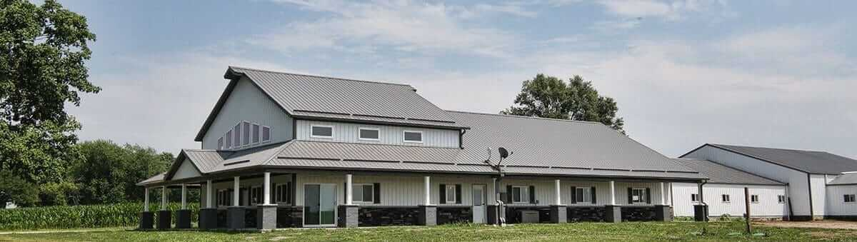 building a barndominium in iowa