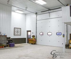 Custom Quot Man Cave Quot Pole Barns Greiner Buildings Inc