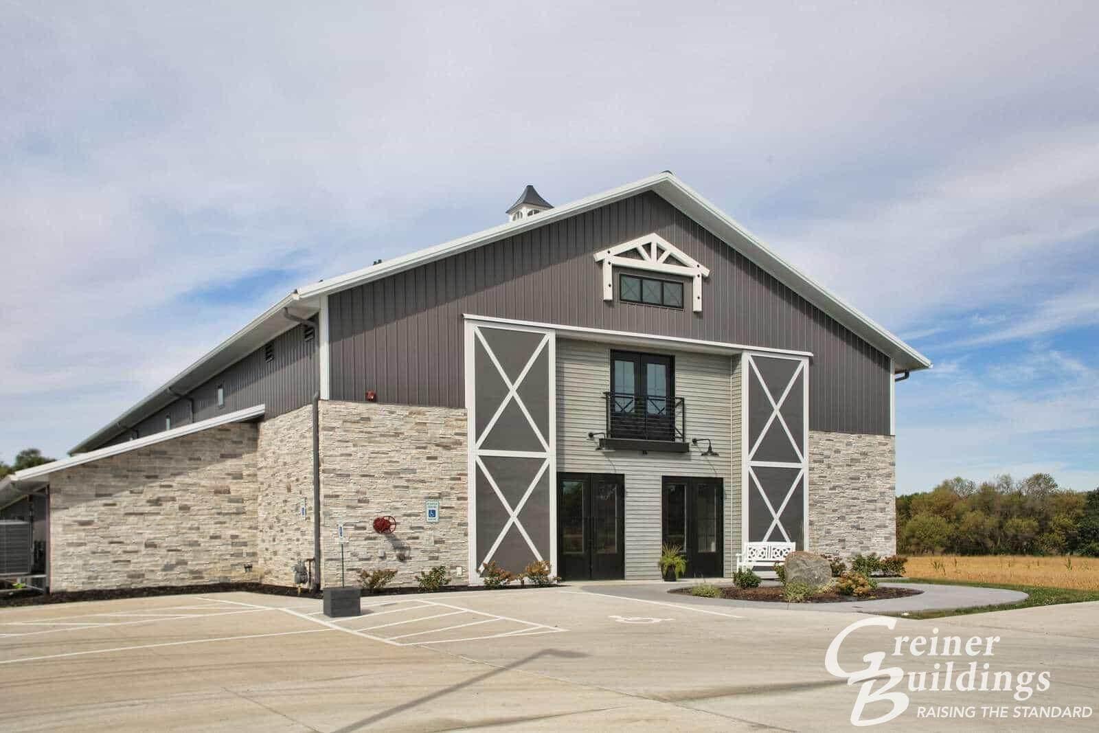 Greiner buildings cedar rapids metal pole barn buildings pricing