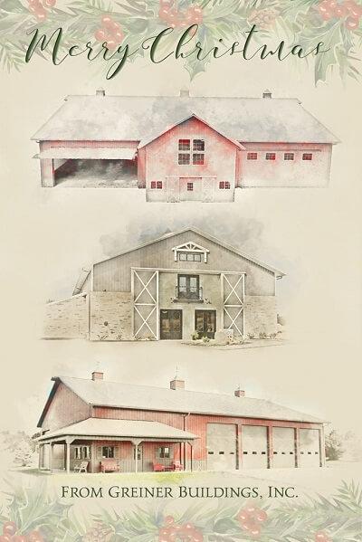 Merry Christmas Greiner Buildings