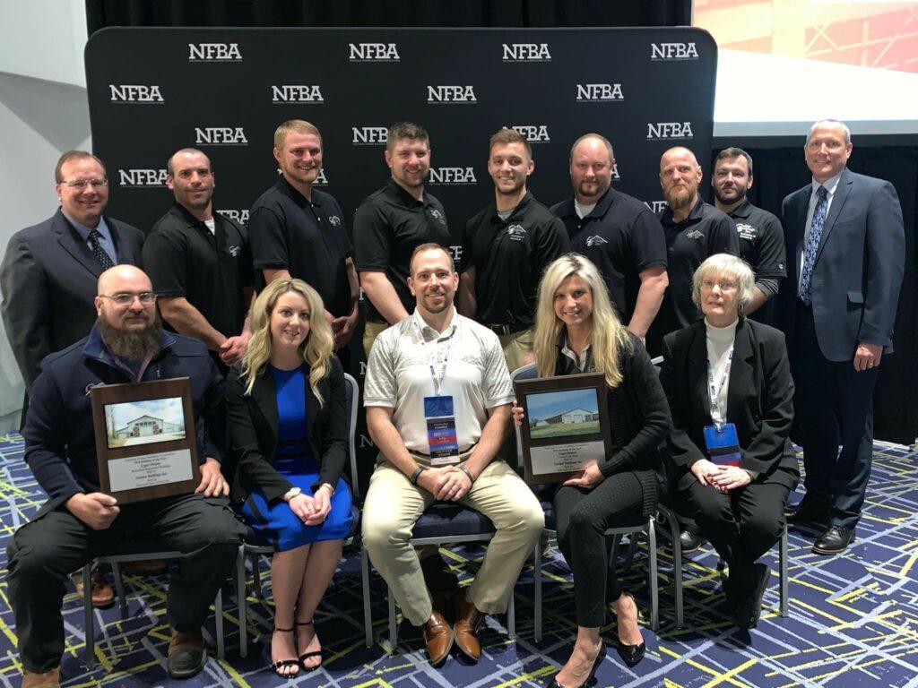 Building of teh Year NFBA Award